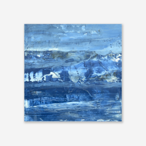 Abstract waves painting Jem 122