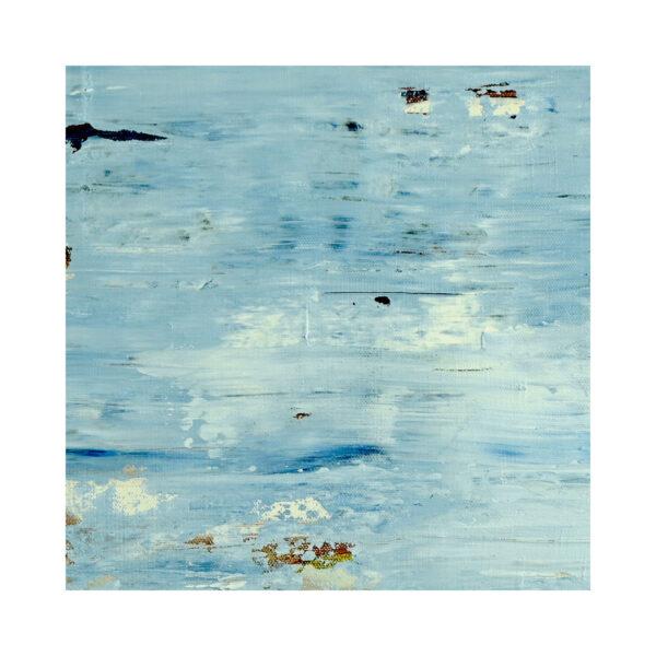 Closeup of Lake Reflection VIII Water Art