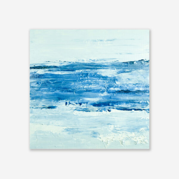 Abstract Water Art Lake Reflection III