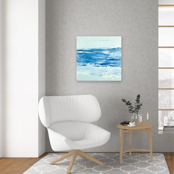 Water Art Lake Reflection III