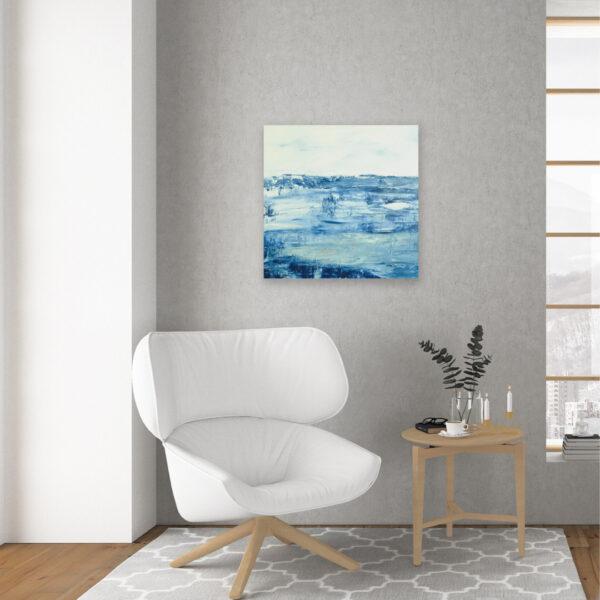 Water Art Lake Reflection VI